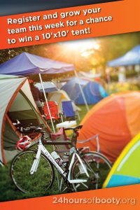 Tent Giveaway