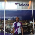 Team Leidos: Company on Columbia Booty Loop Rallies to Join Cause
