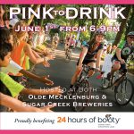 3rd Annual Pink to Drink to Benefit 24 Foundation – June 1