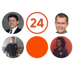 24 Foundation Announces New Appointments to Board and Staff